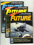 Magazines:Science-Fiction, Future #1-12 Group (Future Magazines, 1978-79) Condition: AverageQualified VF. Issues # 1, 2, 3, 4, 5, 6, 7, 8, 9, 10, 11, ... (12Comic Books)
