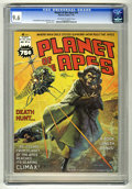Magazines:Science-Fiction, Planet of the Apes #16 (Marvel, 1976) CGC NM+ 9.6 Off-white towhite pages. Ken Barr cover. Overstreet 2005 NM- 9.2 value = ...