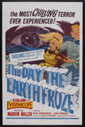 """Movie Posters:Fantasy, The Day the Earth Froze (Film Group, Inc., 1963). One Sheet (27"""" X41""""). Fantasy. Starring Nina Anderson, Paul Sorenson, Mar..."""