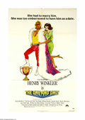 "Movie Posters:Comedy, The One and Only (Paramount, 1978). One Sheet (27"" X 41""). A starving actor and his wife (Henry Winkler and Kim Darby) strug..."