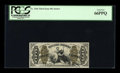 Fractional Currency:Third Issue, Fr. 1366 50c Third Issue Justice PCGS Gem New 66PPQ....