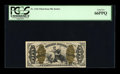 Fractional Currency:Third Issue, Fr. 1344 50c Third Issue Justice PCGS Gem New 66PPQ....