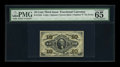 Fractional Currency:Third Issue, Fr. 1256 10c Third Issue PMG Gem Uncirculated 65 EPQ....