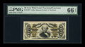 Fractional Currency:Third Issue, Fr. 1327 50c Third Issue Spinner PMG Gem Uncirculated 66 EPQ....