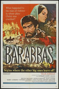 "Movie Posters:Adventure, Barabbas (Columbia, 1962). One Sheet (27"" X 41""). Adventure...."
