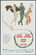 """Movie Posters:Comedy, Cactus Flower (Columbia, 1969). One Sheet (27"""" X 41""""). Comedy...."""