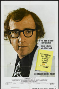 """Everything You Always Wanted to Know About Sex, But Were Afraid to Ask (United Artists, 1972). One Sheet (27"""" X 41&..."""