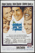 """Movie Posters:Comedy, Robin and the 7 Hoods (Warner Brothers, 1964). One Sheet (27"""" X 41""""). Comedy...."""
