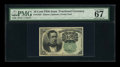 Fractional Currency:Fifth Issue, Fr. 1264 10c Fifth Issue PMG Superb Gem Unc 67 EPQ....