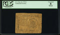 Continental Currency May 10, 1775 $1 PCGS Apparent Very Good 8