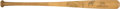 Autographs:Bats, 1965-68 Rico Carty Game Used Bat Signed by Roberto Clemente, PSA/DNA GU 9.. ...