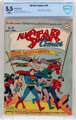All Star Comics #36 (DC, 1947) CBCS FN- 5.5 White pages