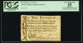 Colonial Notes, North Carolina December, 1771 £5 PCGS Apparent Extremely Fine 45.. ...