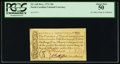 Colonial Notes, North Carolina December, 1771 30s PCGS About New 50.. ...
