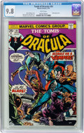 Bronze Age (1970-1979):Horror, Tomb of Dracula #30 (Marvel, 1975) CGC NM/MT 9.8 White pages....