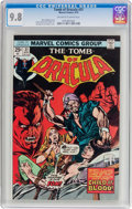 Bronze Age (1970-1979):Horror, Tomb of Dracula #31 (Marvel, 1975) CGC NM/MT 9.8 Off-white to whitepages....