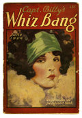 Magazines:Vintage, Capt. Billy's Whiz Bang June 1924 (W. H. Fawcett, 1924) Condition: GD/VG....