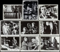 """Movie Posters:Horror, Peeping Tom (Anglo Amalgamated, 1960). Photos (9) (8"""" X 10"""").Horror.. ... (Total: 9 Items)"""
