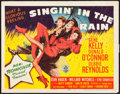 """Movie Posters:Musical, Singin' in the Rain (MGM, 1952). Title Lobby Card (11"""" X 14""""). Musical.. ..."""