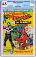 Bronze Age (1970-1979):Superhero, The Amazing Spider-Man #129 (Marvel, 1974) CGC FN+ 6.5 Cream tooff-white pages....