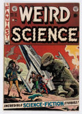 Golden Age (1938-1955):Science Fiction, Weird Science #15 (EC, 1952) Condition: VG....