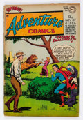 Golden Age (1938-1955):Science Fiction, Adventure Comics #201 (DC, 1954) Condition: VG....
