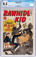 Silver Age (1956-1969):Western, Rawhide Kid #23 (Marvel, 1961) CGC VF+ 8.5 White pages....