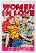 Golden Age (1938-1955):Romance, Women in Love #2 (Fox Features Syndicate, 1949) Condition: VG/FN....