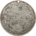 Andrew Jackson: Rare Andrew Jackson DeWitt #1 Largest Size Campaign Medal