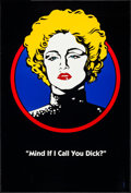 """Movie Posters:Action, Dick Tracy (Buena Vista, 1990). One Sheets (2) (27"""" X 40"""") DS Madonna Style & Advance Style. Action.. ... (Total: 2 Items)"""