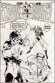 Neal Adams Green Lantern/Green Arrow #76 Cover Production Stat (DC, 1970)