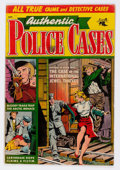 Golden Age (1938-1955):Crime, Authentic Police Cases #34 (St. John, 1954) Condition: FN....