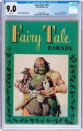 Golden Age (1938-1955):Funny Animal, Four Color #114 Fairy Tale Parade (Dell, 1946) CGC VF/NM 9.0 Whitepages....