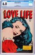 Golden Age (1938-1955):Romance, My Love Life #9 (Fox Features Syndicate, 1949) CGC FN 6.0 Off-whiteto white pages....
