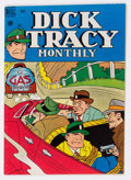 Golden Age (1938-1955):Crime, Dick Tracy Monthly #17 Mile High Pedigree (Dell, 1949) Condition: VF+....