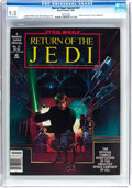 Magazines:Science-Fiction, Marvel Comics Super Special #27 Star Wars: Return of the Jedi (Marvel, 1983) CGC NM/MT 9.8 White pages....