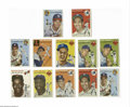 Baseball Cards:Lots, 1954 Topps Baseball Group Lot of 142. Lot consists of 142 cards(113 unique) from the 1954 Topps baseball set. Card numbers...