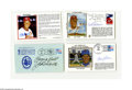 Autographs:Others, Baseball Stars & More Signed & Unsigned Cachets Lot ofHundreds. Over one hundred signed first day covers include TedWilli...