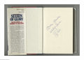 "Autographs:Others, Mantle, Ford & Berra Signed Book. Fine hardcover copy of""Season of Glory, The Amazing Saga of the 1961 New York Yankees""i..."