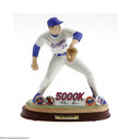 Baseball Collectibles:Others, Nolan Ryan Super Size Sports Impressions Statue. Ten-inch highfigurine is Mint in Box, and was manufactured in a limited q...