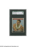 Basketball Cards:Singles (Pre-1970), 1933 Sport Kings Nat Holman #3 SGC VG/EX 50. Superb eye appeal onthis card from the most popular multi-sport set of all ti...