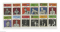 Basketball Cards:Lots, 1961-62 Fleer Basketball Lot of 36. One of the most significantbasketball sets in the hobby. Lot of 36 raw cards includes...