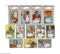 Football Cards:Sets, 1953 Bowman Football Complete Set of 96. Highly collectible set is Excellent to Near Mint across the board: Graded Cards, P...