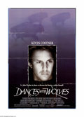 """Movie Posters:Western, Dances With Wolves (Orion, 1990). One Sheet (27"""" X 40""""). U. S. ArmyLt. John Dunbar has come to the West and discovers it is..."""