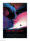 """Movie Posters:Fantasy, Dragonheart (Universal, 1996). One Sheet (27"""" X 40""""). Dennis Quaid stars in this fantasy tale of a dragon-friendly knight wh..."""