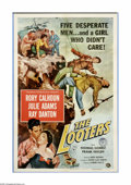 "Movie Posters:Adventure, The Looters (Universal International, 1955). One Sheet (27"" X 41"").When a plane crashes in the Colorado Rockies, a rescue m..."