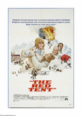 """Movie Posters:Adventure, The Red Tent (Paramount, 1971). One Sheet (27"""" X 41""""). Years afterthe airship Italia crashed while on a flight to the North..."""