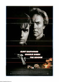"""Movie Posters:Action, The Rookie (Warner Brothers, 1990). One Sheet (27"""" X 40""""). Clint Eastwood plays a cop chasing down the head of a car theft r..."""