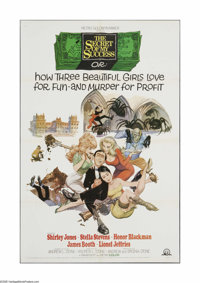 "The Secret of My Success (MGM, 1965). One Sheet (27"" X 41""). James Booth is a British bobby who rises through..."
