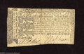 Colonial Notes:Maryland, Maryland April 10, 1774 $1/2 Very Fine, tear. An approximate oneinch center split is found on this otherwise clear note....